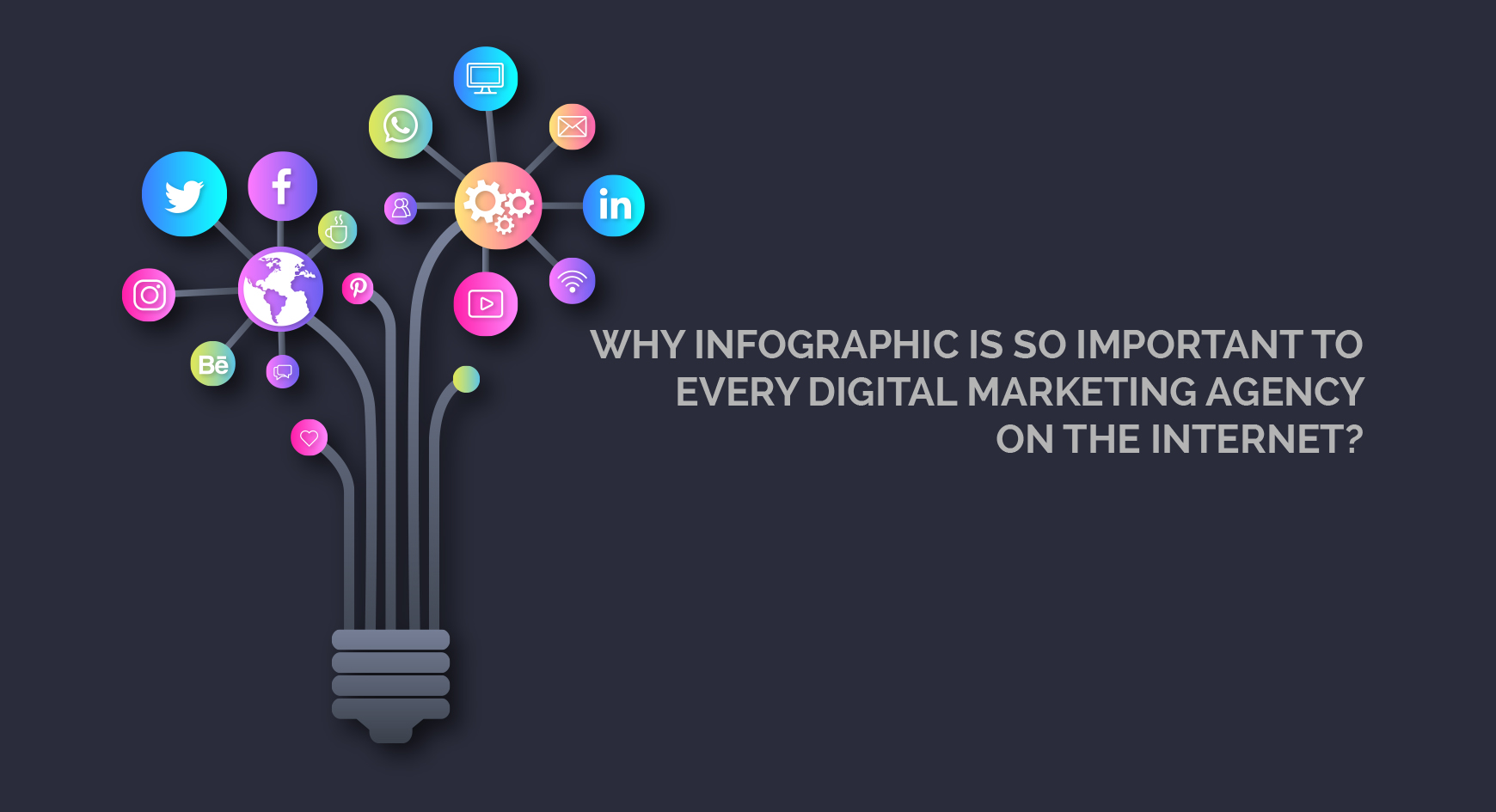 Why infographic is so important to every Digital Marketing Agency on the internet?