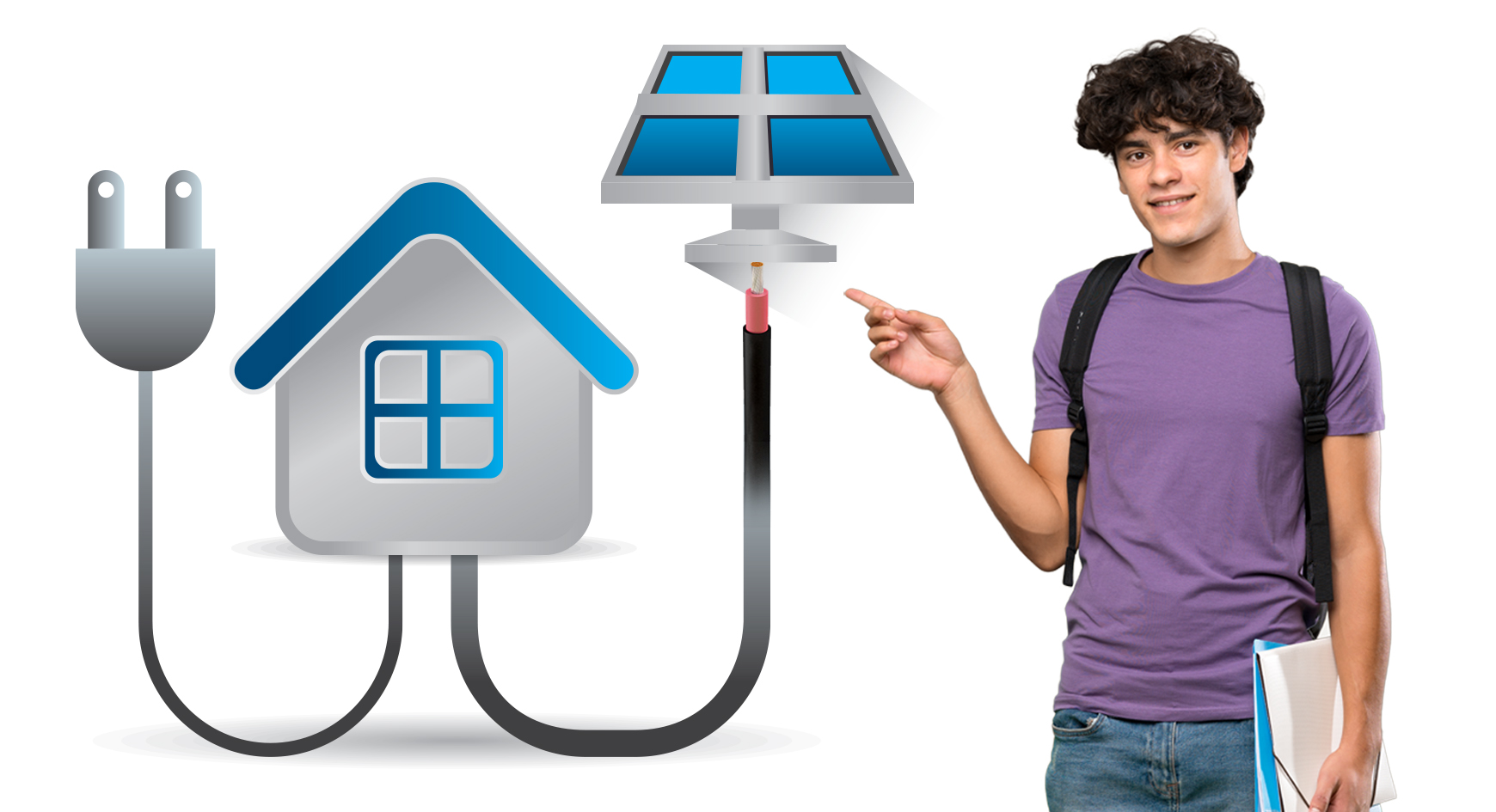 What preventive measures should we take while installing a solar system in our house or office premises?
