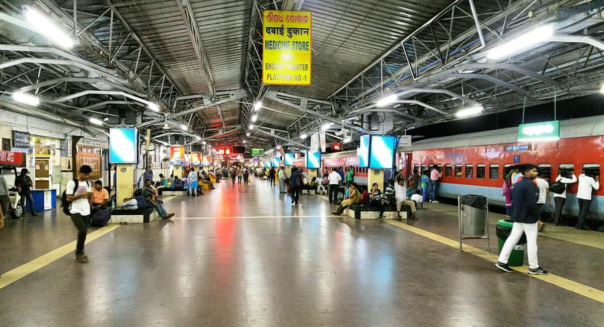 Cleanest Railway Stations