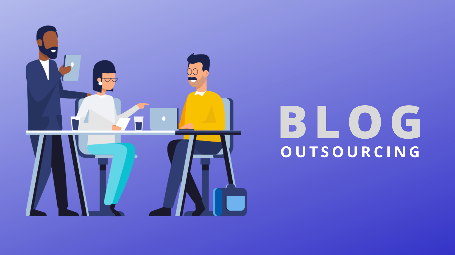 blog outsourcing