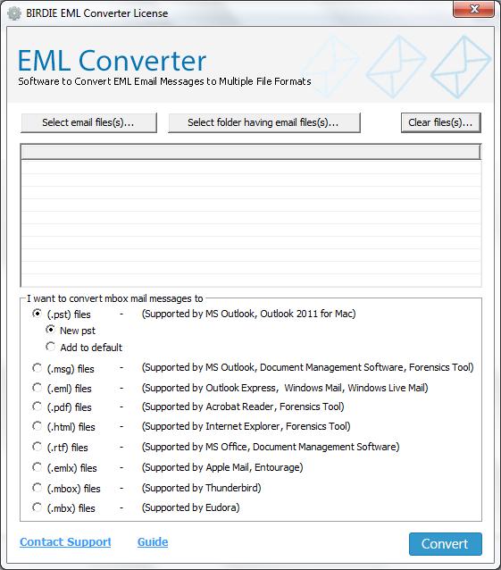 eml file converter, eml converter