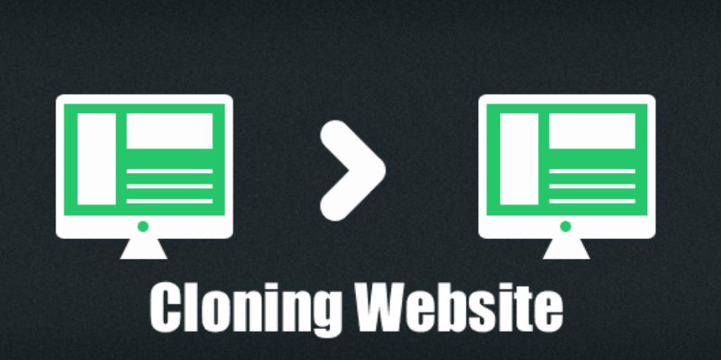 Evaluating A Website Clone Service
