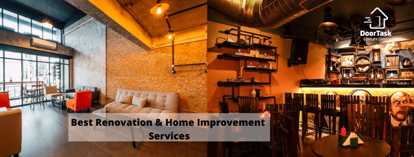DoorTask,home improvement services, renovation services