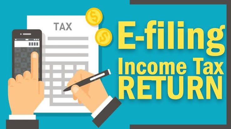 filling income tax online