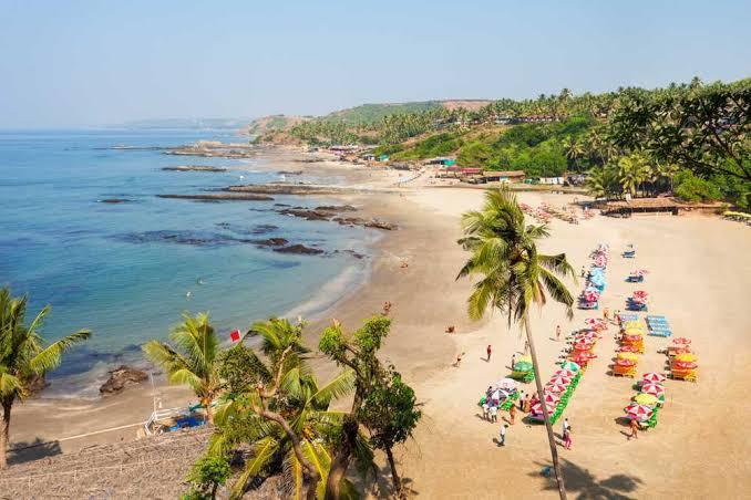 Luxury Villas With Private Pool Goa