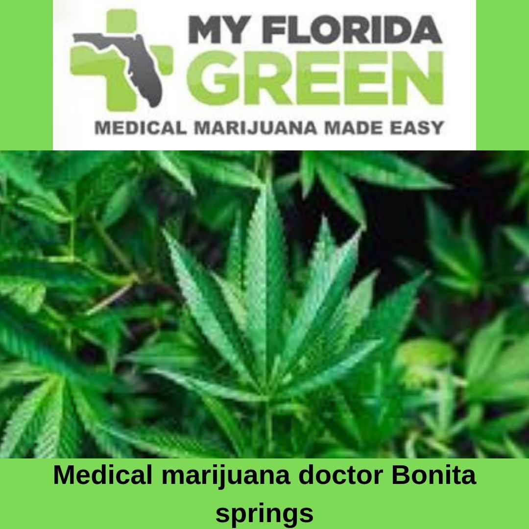 Medical marijuana card bonita spring