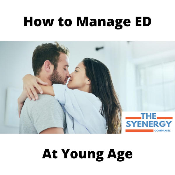 ED by age