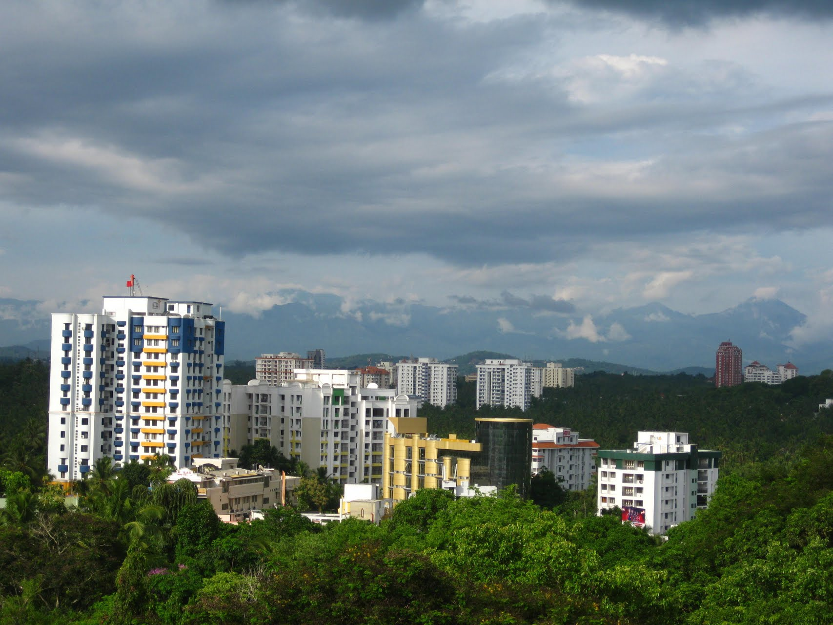 flats in trivandrum