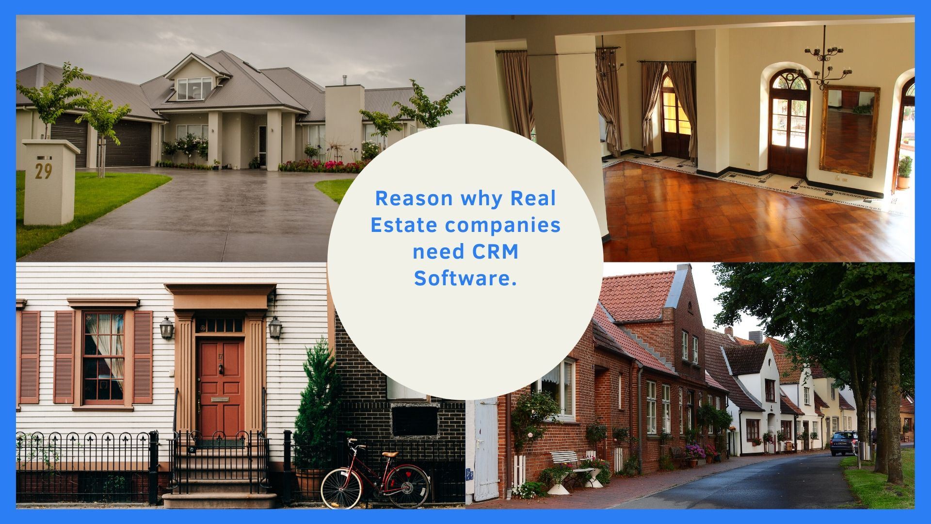 Real Estate CRM Software