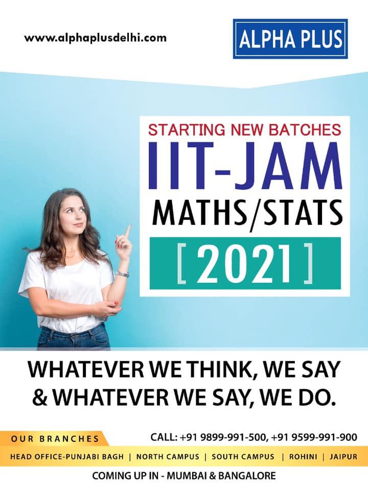 M.SC Statistics Coaching