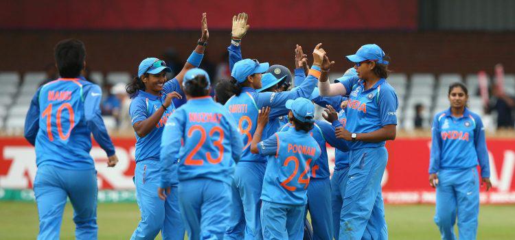 Indian team warriors-womencriczone