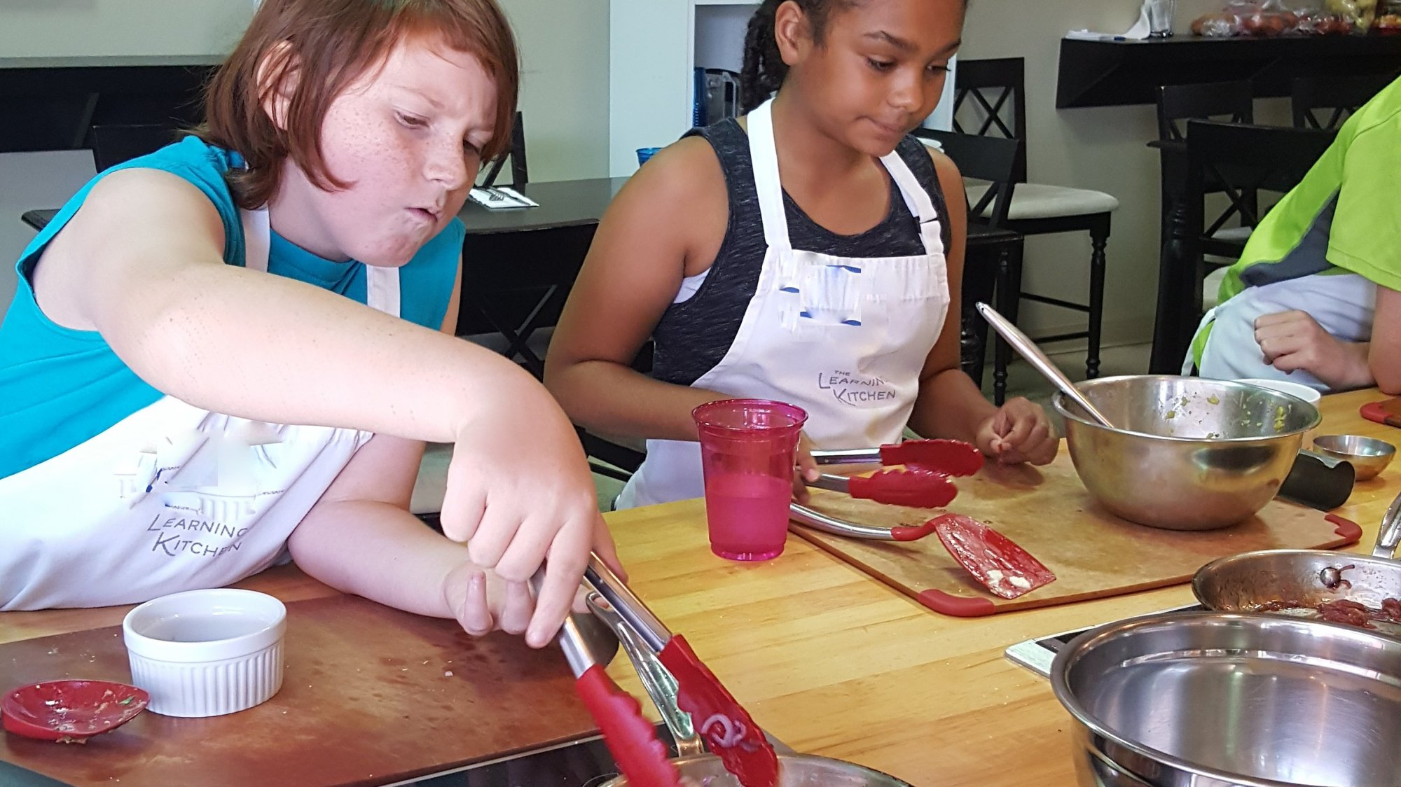 parent child cooking classes