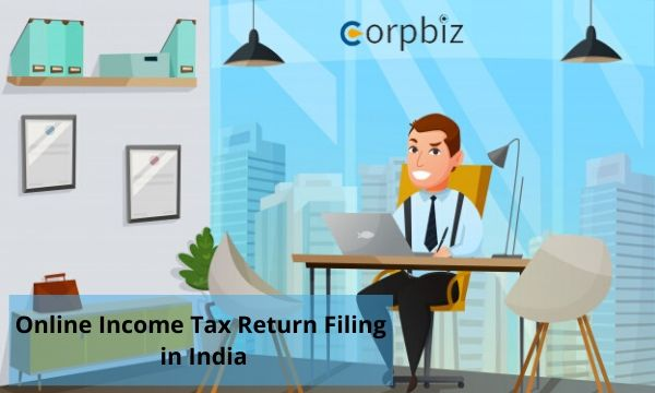Online income Tax Return Filing In India