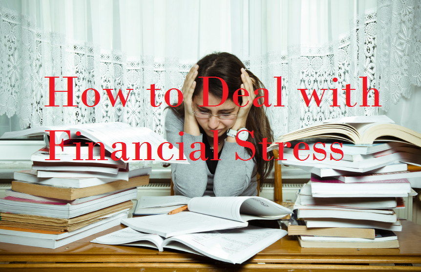 What are the stages of Financial Stress