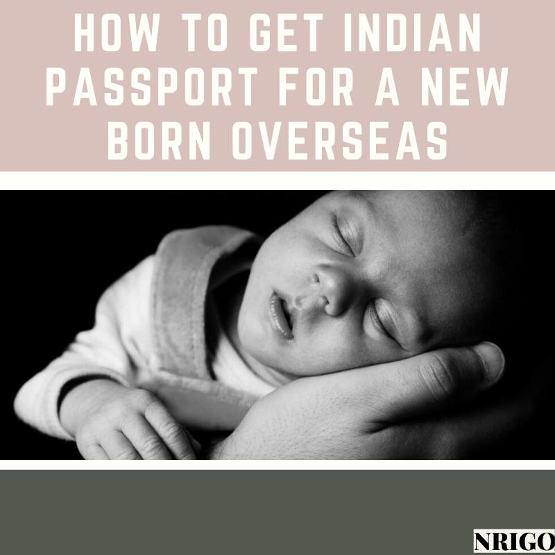 newbornpassportforindian newbornpassportoverseas