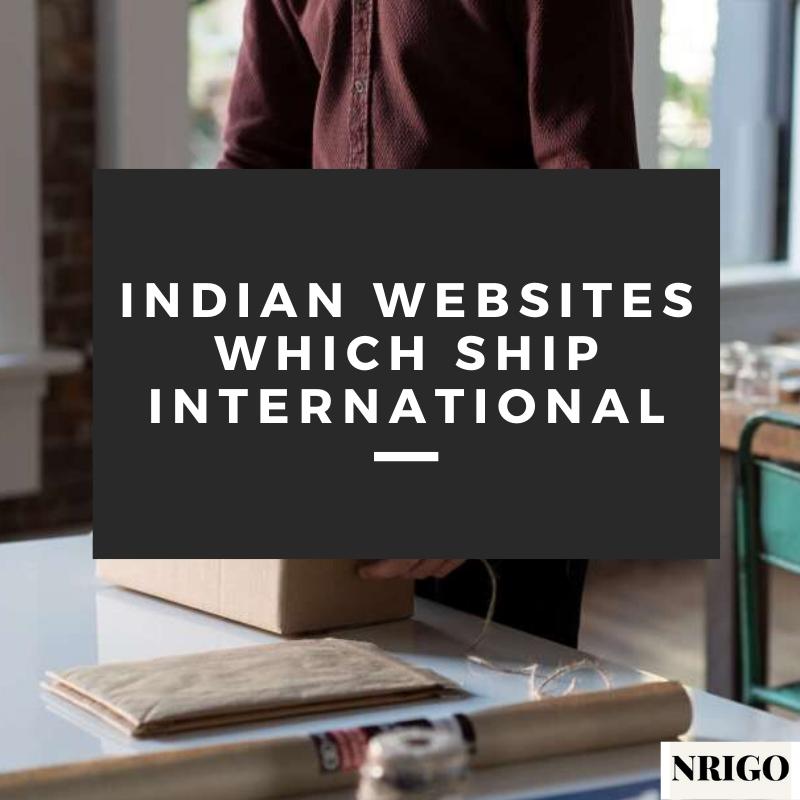 internationalshipping indianwebsitesforinternationalshipping