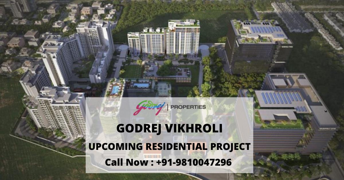 Godrej Vikhroli West Mumbai