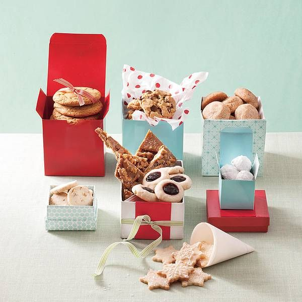 Cookie Packaging Boxes