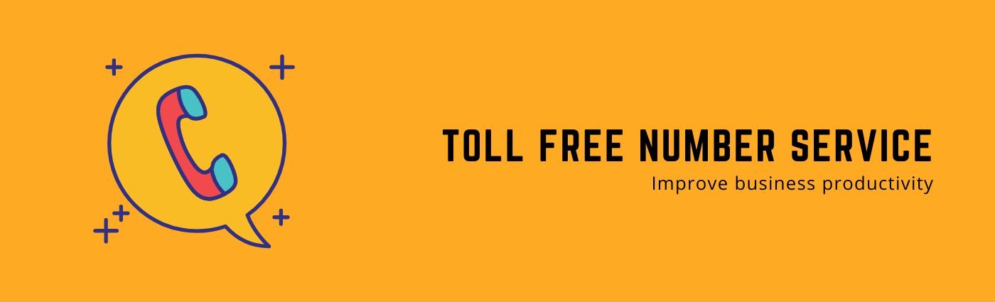 toll free number service