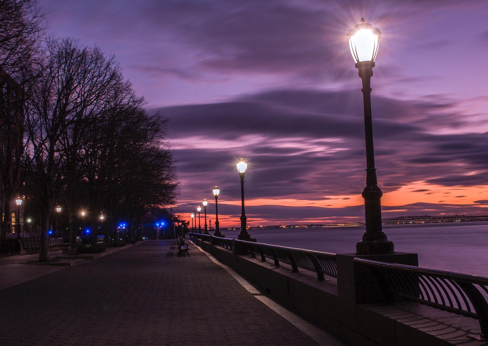 straat verlichting