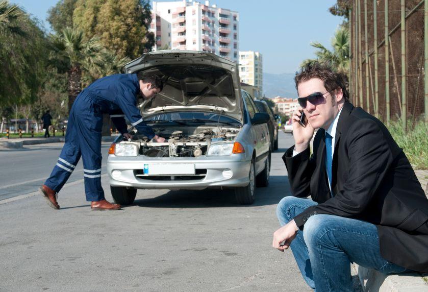 Mobile car repair London
