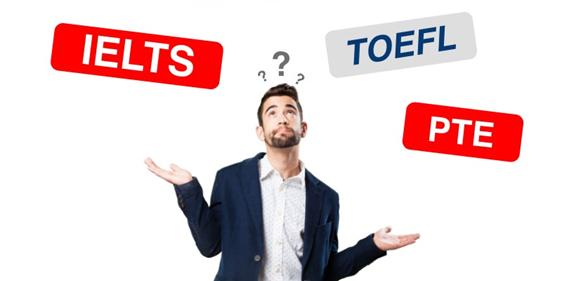 PTE IELTS TOEFL Exam