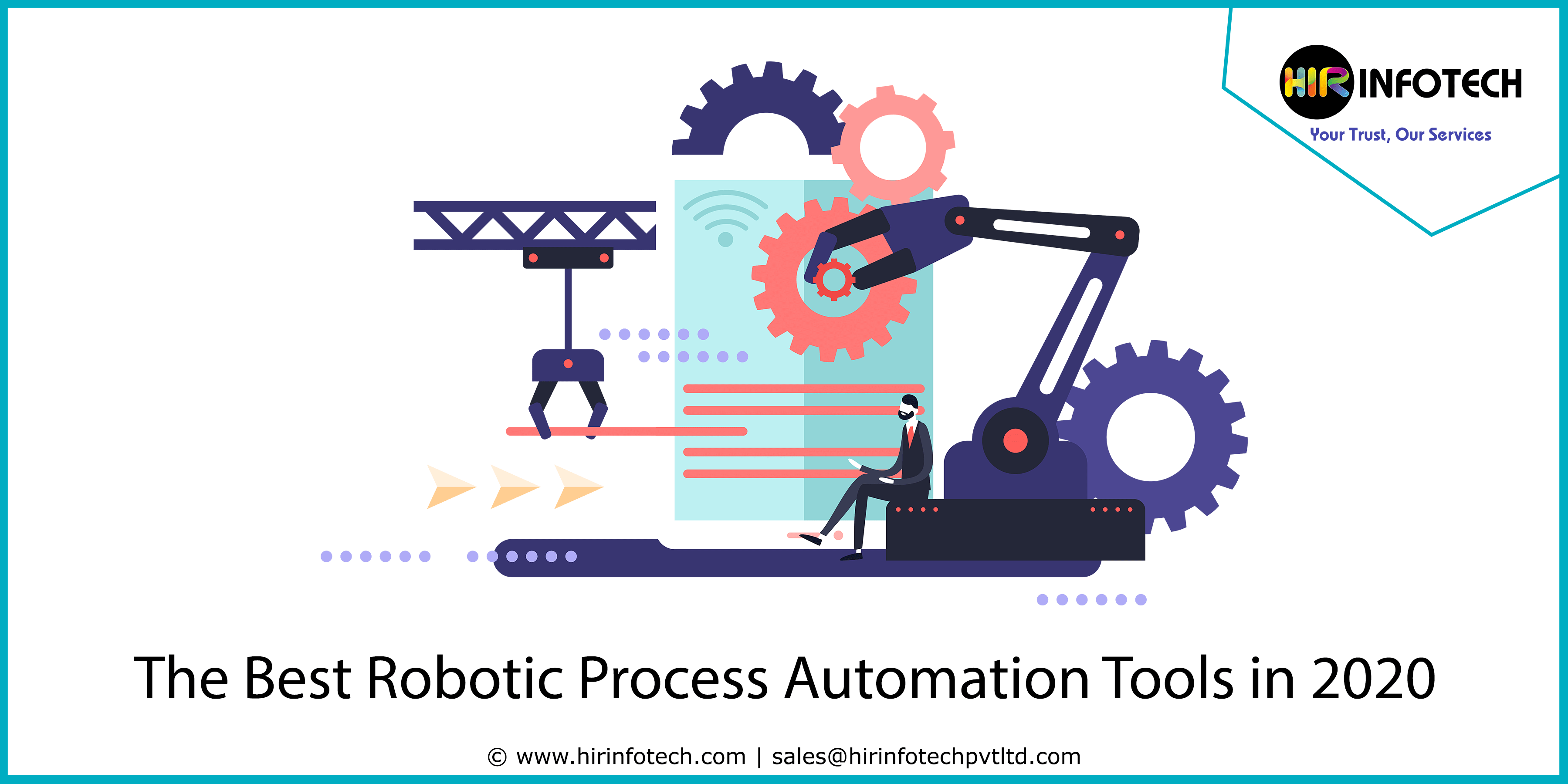 The Best Robotic Process Automation Tools In 2020