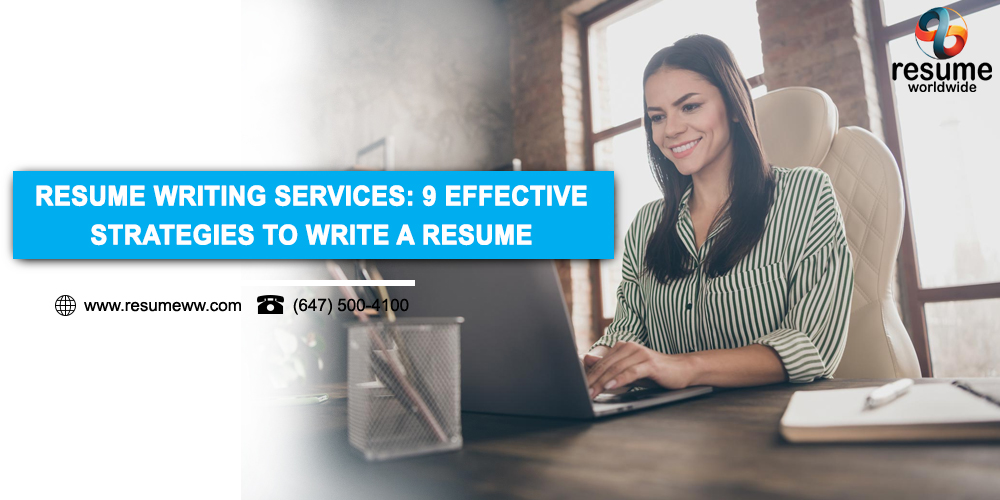 Resume Writing Services Canada