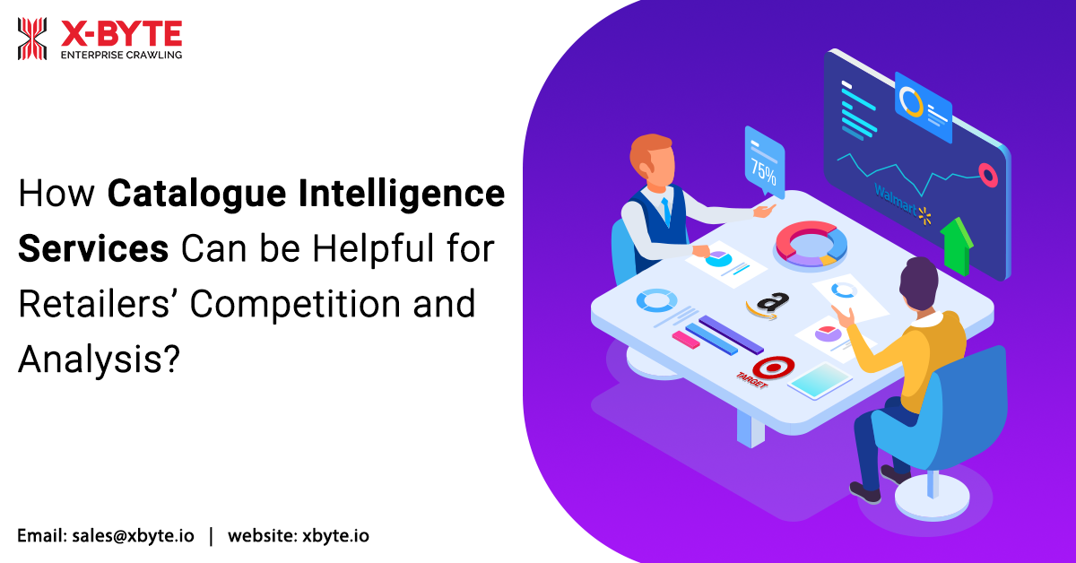Catalogue Intelligence Services in Retailers' Competition