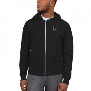 sports unisex hoodie , panda logo clothing brand,XVSX sports unisex hoodie