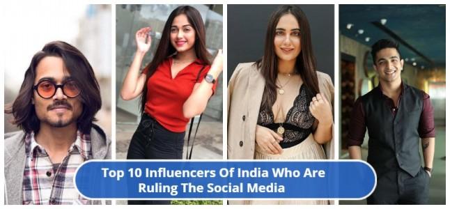 Top 10 Influencers