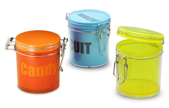 Airtight Plastic Storage Containers
