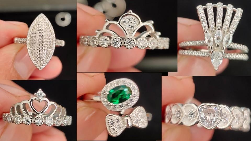 Silver Ring, women ring,