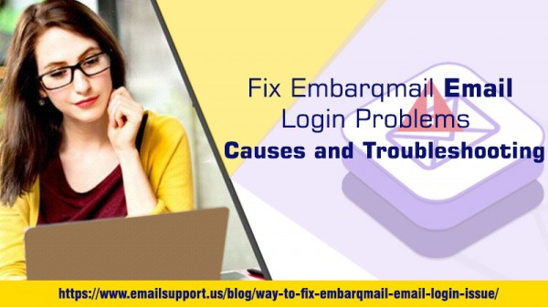 Embarqmail Email Login Problems
