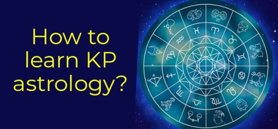 How to learn KP Astrology