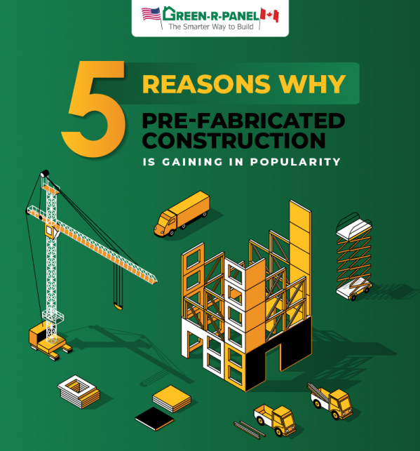 5 Reasons Why Pre-Fabricated Construction is Gaining Popularity in Colorado