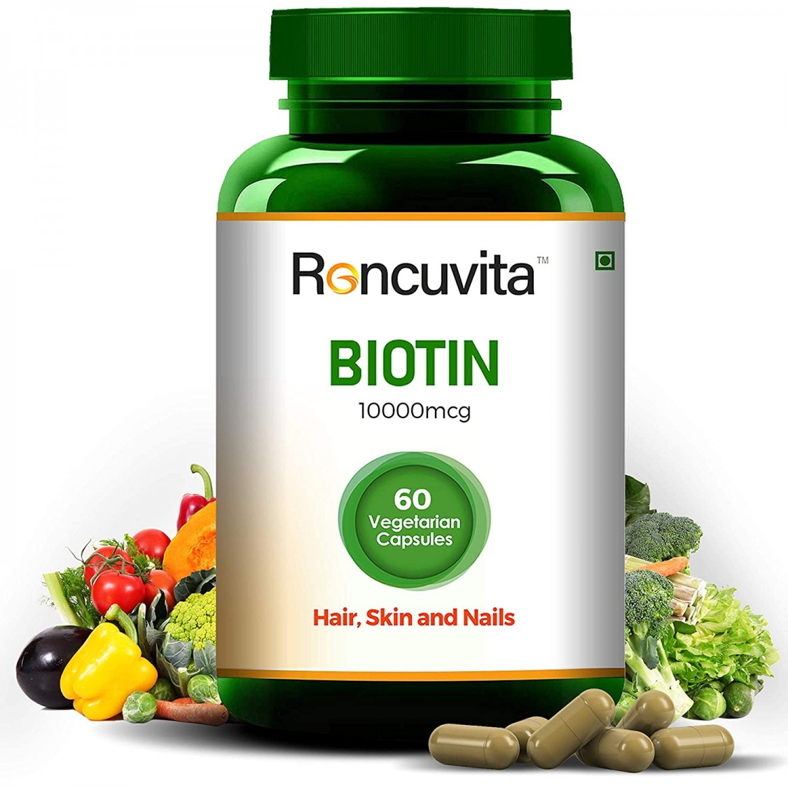 how much biotin should i take for hair