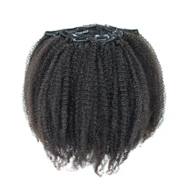 heat-free hair clip-ins