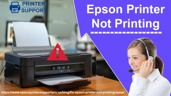 Epson not printing