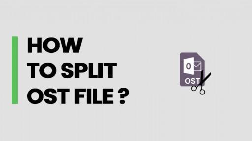 split ost file