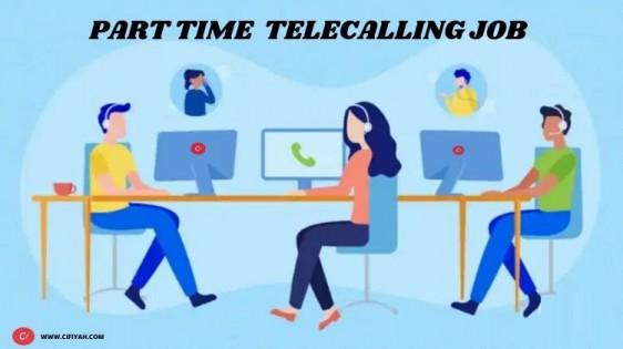 home based telecalling job