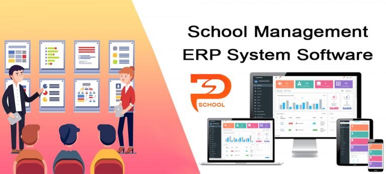 School Management ERP