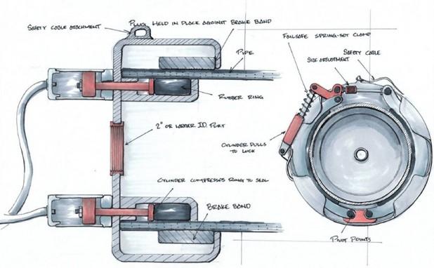 custom seal plug