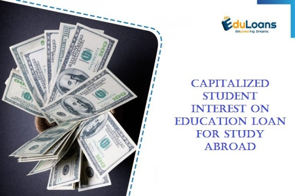 Education loans for study abroad