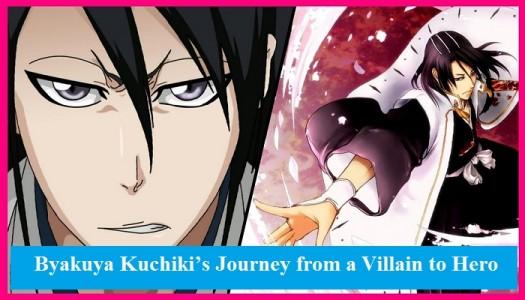 Byakuya Kuchiki's Journey