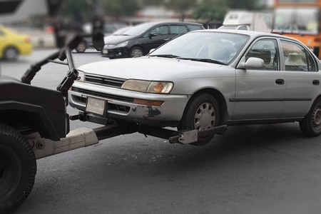car wrecking in Toowoomba