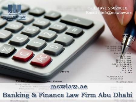best banking lawyers in Abu Dhabi
