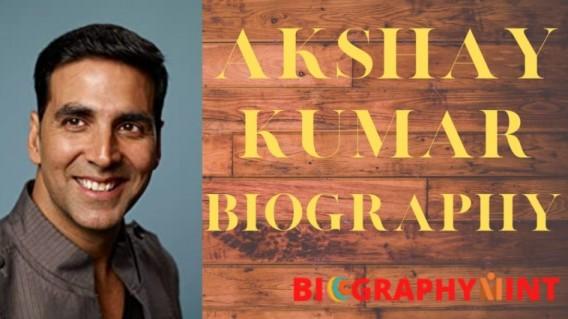 biographymint,Akshay Kumar Biography