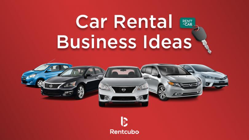 car rental ideas