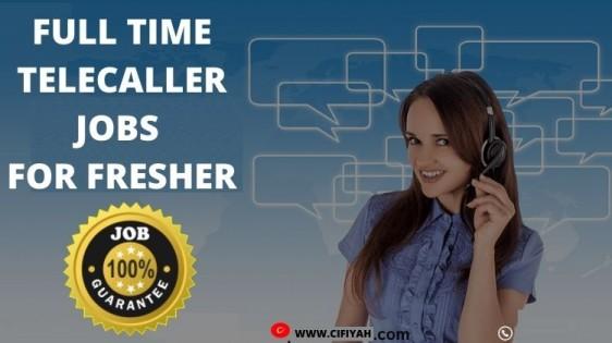 full time telecaller